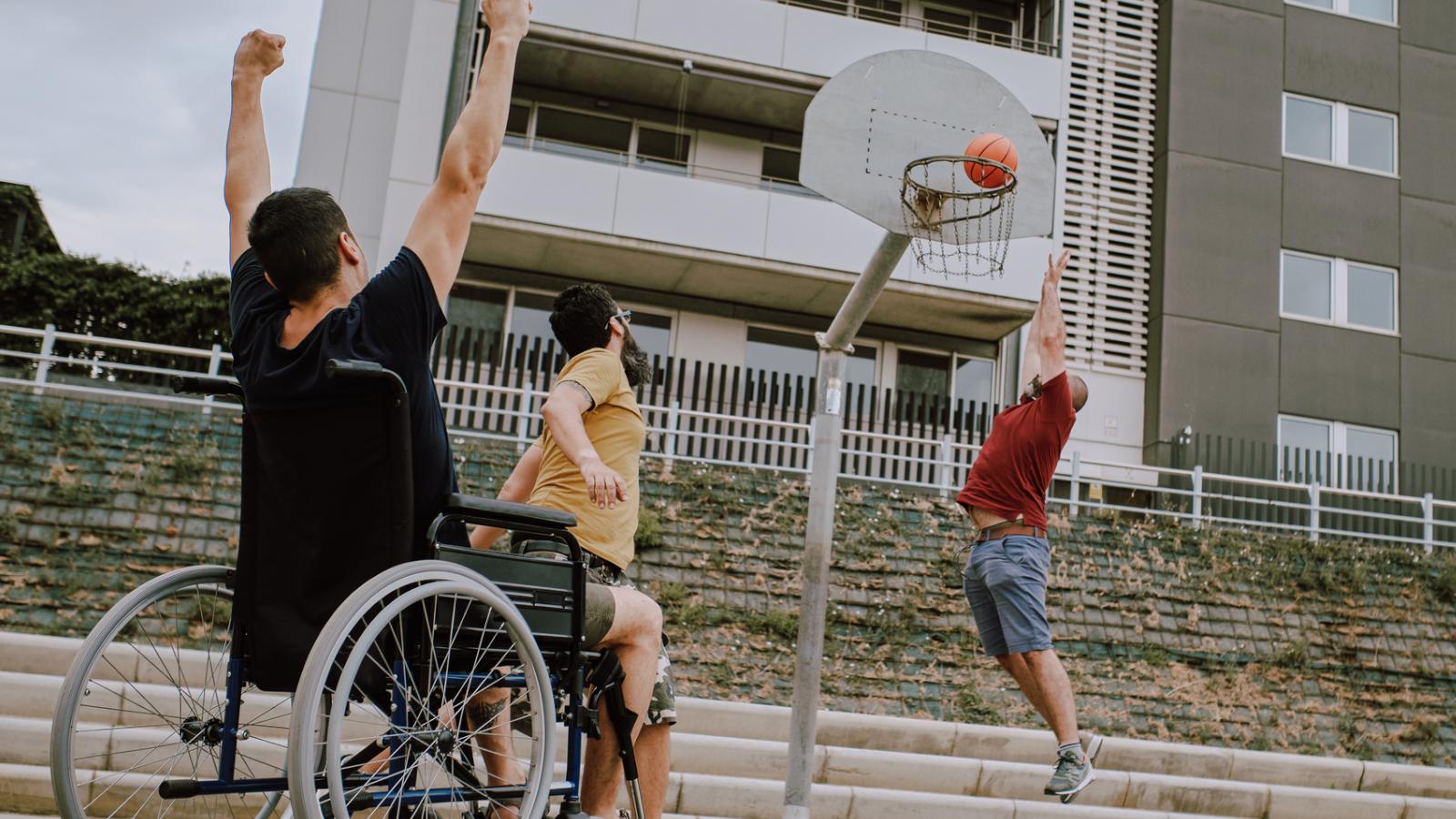 Erfolgreich mit Handicap
